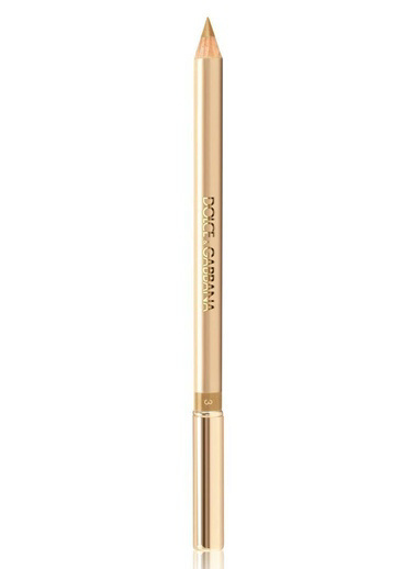 Dolce&Gabbana Dolce Gabbana Crayon Intense Eyeliner 3 Gold Sarı
